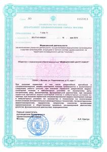 licens 1